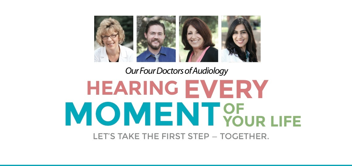 Tustin Hearing Center Audiologists - Let's take the first step together