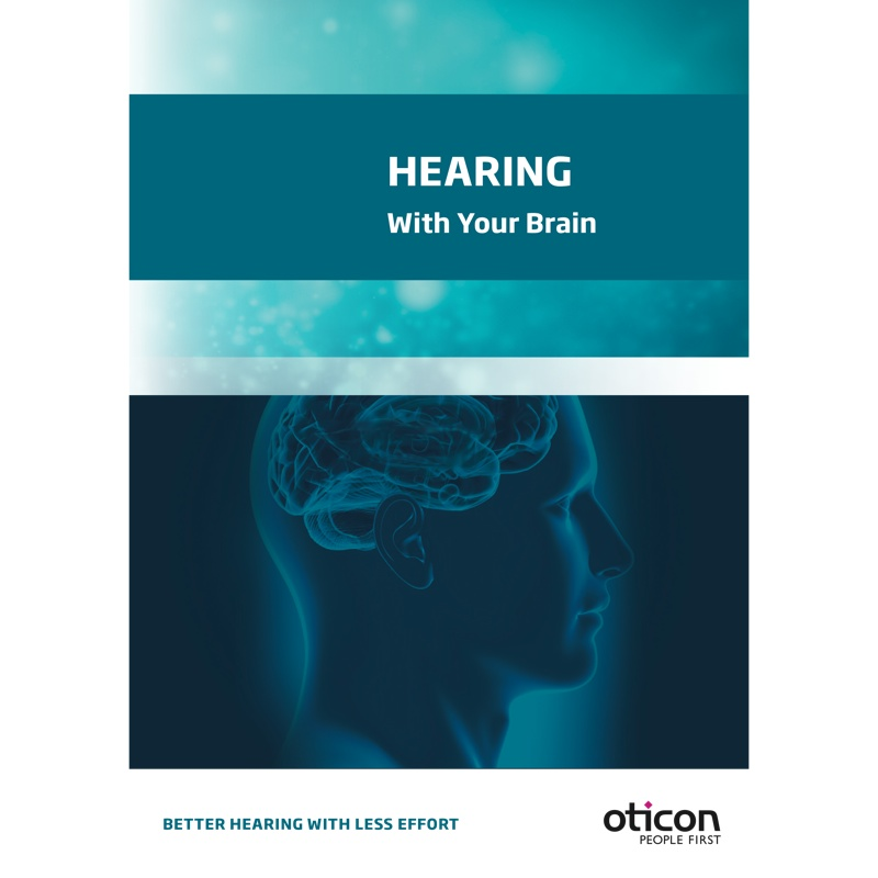 Hearing With Your Brain