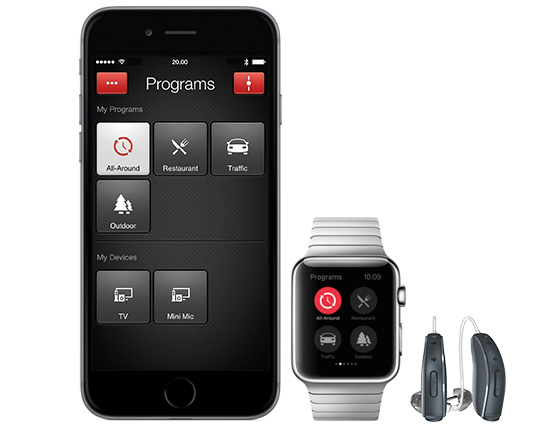 Resound Hearing Aids Smart App