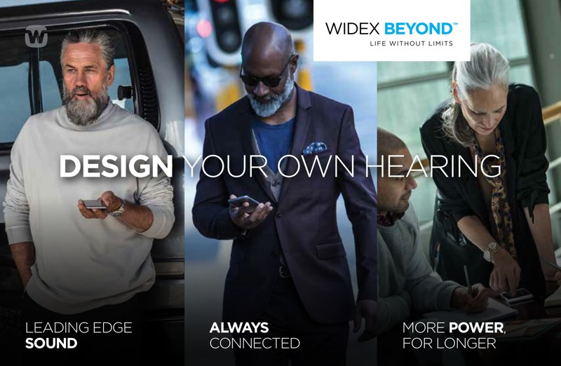 Widex Beyond Hearing Aids