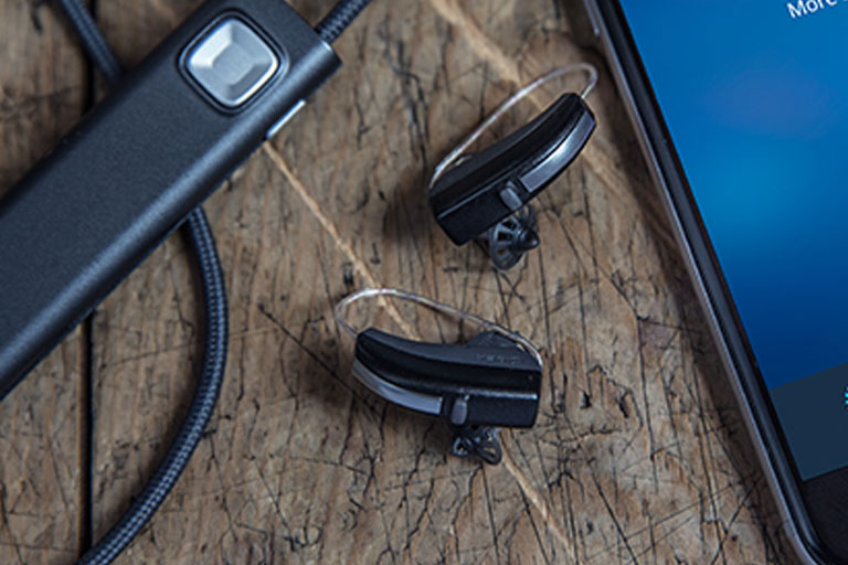 Widex Styletto hearing aids